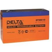 """Аккумулятор """"DELTA DTM 610"""" фото"""