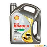 Масло моторное SHELL RIMULA R6 LМ 10W40 4л фото