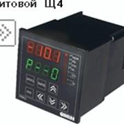 Контроллер для регулирования температуры в системах отопления и ГВС ОВЕН ТРМ32-Щ4 фото