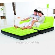 Надувная кровать двуспальная #75039 фото
