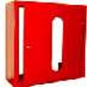Шкаф пожарный металлический фото