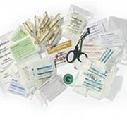Комплект перевязочных материалов Durable First Aid kit l для большой аптечки, ассорти фото