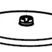 ROUND BASE-VL 90мм подставка круглая, прозрачный фото