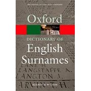 Percy H. Reaney A Dictionary of English Surnames. by P.H. Reaney (Oxford Paperback Reference) фото