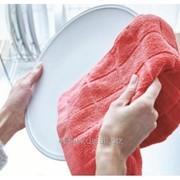 Салфетка для сушки посуды фото