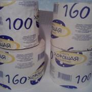 Туалетная бумага Хорошая 60 спайка фото