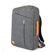 Сумка-рюкзак для ноутбука 15.6 Gearmax (Серая) фото
