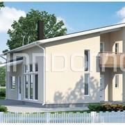 Финский каркасный дом Casa 127 фото