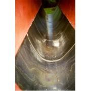 Желоба, лотки для системы сточных вод, хвостопроводов, тяжелой воды. фото