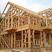 Строительство каркасных домов фото