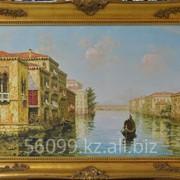 """Картина """"Европейские улочки.Венеция"""" 61х91, 51х61 фото"""