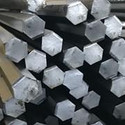 Шестигранник стальной 24 мм 40Х ГОСТ 2879-88 фото