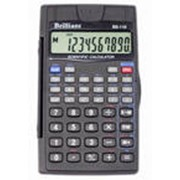Калькулятор Brillant BS-110 инженерный фото