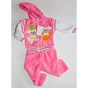 Спортивный костюм для младенцев и детей до 1-года фото