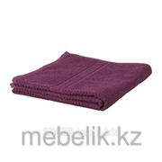 Банное полотенце темно-сиреневый ФРЭЙЕН фото