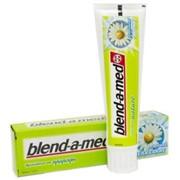 Зубная паста Blend-a-med Ромашка+Отбеливание 100мл м фото