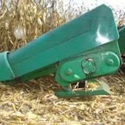 Установка режуще-измельчающих аппаратов на кукурузные жатки Джон Дир, Кейс фото