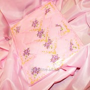 Скатерть с вышивкой 1704 фото