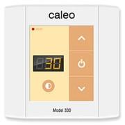 Терморегулятор CALEO 330 встраиваемый цифровой 3 кВт фото