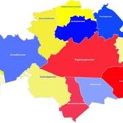 Карты городов фото