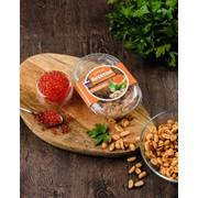 Арахис жареный соленый со вкусом Красная икра (коррекс) 100 г фото