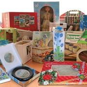 Изготовление упаковки из картона и ПЭТФ-пленки фото