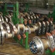 Комплектующие к судовым и тепловозным двигателям фото