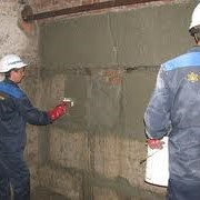 Гидроизоляционные работы. фото