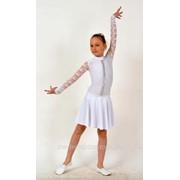 Платье танцевальное П1640 фото