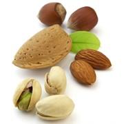 Орехи и сухофрукты фото