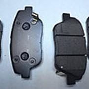 Колодки тормозные передние K5 // HSB фото