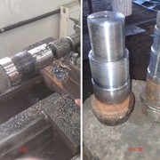 Реставрация и ремонт оборудования для переработки полимеров фото