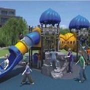 Детская игровая площадка ДП10039А фото