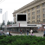 Реклама на светодиодных экранах фото