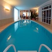 Зеленый туризм для VIP персон, отдельный коттедж, 3 спальни, сауна, бассейн в туристическом комплексе БРЕЧ фото