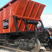 Вагон-хоппер для сыпучих грузов чертеж 094-4086.00.000 фото