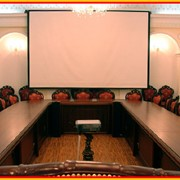 Конференц-зал гостиницы фото