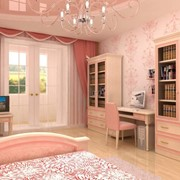 Классическая мебель для детских комнат фото