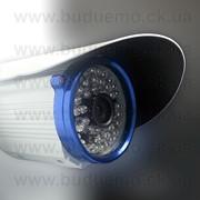 Морозостойкая антивандальная камера видеонаблюдения матрица Sony фото