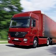 Автомобильные международные перевозки. Перевозка грузов автотранспортом фото