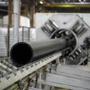 Производство железобетонных и полимерных труб фото