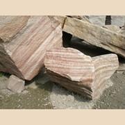 Камень ландшафтный (валуны) фото