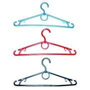 Плечики вешалки тремпеля пластиковые для одежды фото