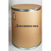 Доксициклина гидрохлорид фото