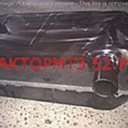 Бак топливный металический правый РУП МТЗ фото