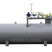 Модуль для заправки автомобилей сжиженным газом ГРК -5 с колонкой SHELF 100-1LPG фото