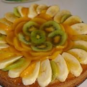 Фруктовый пирог фото