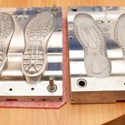 Проектирование пресс-форм для литья обувных подошв. фото