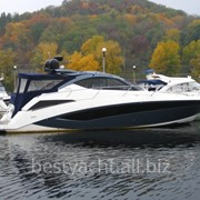 Яхты моторные, яхта Galeon 385 HTC фото