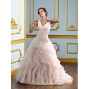 Платье свадебное 4911 фото